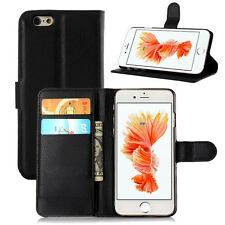 "Iphone6 6s 4.7"" Flip PU Leather Wallet Case/ Cover,Card Holder Stand /Pouch"