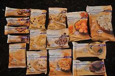 Nutrisystem Lot of 10- Choose your own Snacks - 15 CHOICES - FREE SHIPPING