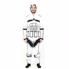 Star Wars Storm Trooper Adult Size Union Suit Costume Polyester Pajamas