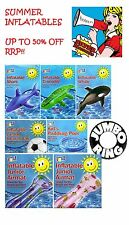 Swimming Pool Beach Inflatables | Summer Holiday | Safety | Fun | Outdoor | NEW