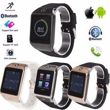 LG118 Waterproof Bluetooth NFC Smart Watch Phone for Android Samsung HTC iPhone