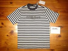 Guess x Asap Rocky Navy Striped T-shirt A$AP DAVID REACTIVE Vlone size S, L, XL