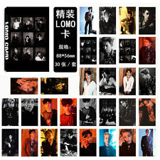 New 30pcs set Kpop EXO XOXO Collective LOTTO Photo Poster Lomo Cards Gifts