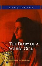 The Diary of a Young Girl New Paperback Book Anne Frank