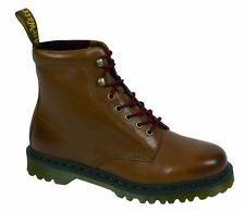 Dr Martens 7 Hole Harlow Dark Tan 14335202 Original Doc