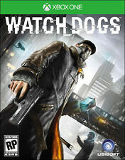 Watch Dogs (Microsoft Xbox One, 2014) Perfect Condition!