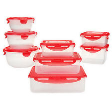 Lock & Lock 16-Piece Food Container Storage Set (HPR139453)