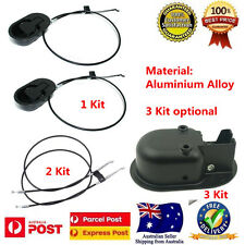 3 Kit Optional  Recliner Handle/Cup & Replacement Trigger Lever plus Cable Sofa