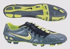 NIKE TOTAL 90 SHOOT III FG FIRM GROUND SOCCER SHOES Metallic Blue Dusk/Volt.