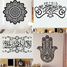 Removable Art Vinyl Quote DIY Black Wall Sticker Decal Mural Home Room Decor Art