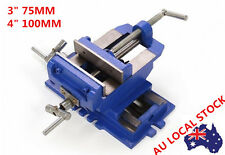 2 Way Drill Press Vice Clamp Milling Cross Slide Vice Industrial Level
