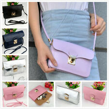 Women Shoulder Bag Leather Satchel Handbag Crossbody Tote Hobo Messenger Bags