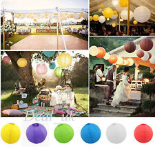 10 pcs Chinese paper Lantern Wedding Prom Party Home Decoration Happiness