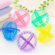 4PCS Magic Laundry Ball Clean Washing Dryer Cleaner Ball Fabric Soften Reusable
