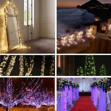 Battery Operated Mini LED Copper Wire String Fairy Lights 3.0m 30 Leds 4M 40 LED