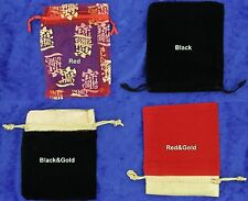Small Jewelry Gift Bag - String Bag - Four Options - ONLY WITH JEWELRY PURCHASE!