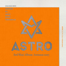 [B Ver. Orange] ASTRO - Autumn story (3rd Mini Album) [CD+Photobook+Photocard..]