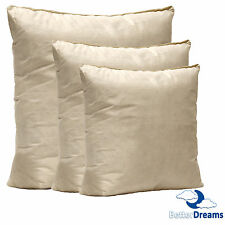 Cushion Inners Luxurious Duck Feather Cushion Inners 100% Natural Duck Feather