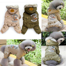 Nice Pet Clothes Dog Winter Warm Coats For Puppy Cotton-padded Jacket Warm