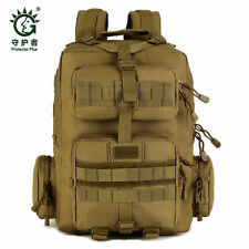 Patrol Backpack 30L Tactical Military Molle Trekking Rucksack Multi-Function Bag