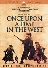 Once Upon a Time in the West (DVD, 2003, 2-Disc Special Collector's Edition)NEW