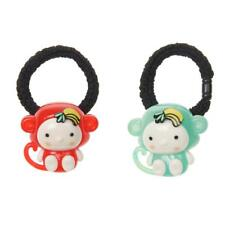 Cute Monkey Women Elastic Hair Ties Band Ropes Ring Ponytail Holder Accessories