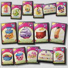Shopkins Season 1&2 Trading Collector Cards - #16 ~ 30 *PICK FROM LIST*