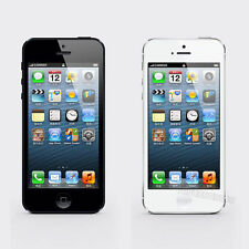 Apple iPhone 5 Mobile Smartphone 16GB/32GB Unlocked black/white Free Postage