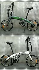Pedalease electric folding bike 36v 250w, hidden battery light weight only 17kg