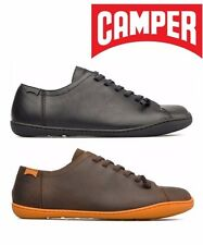 Mens Camper Shoes Peu Cami Leather Sneakers Trainer Shoes NEW Camper 17665