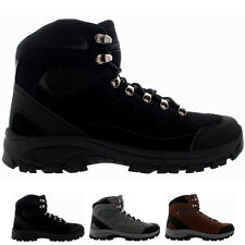 Mens Trail Hiking Outdoor Waterproof Walking Winter Rambling Ankle Boots UK 6-14