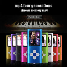 "32GB Colorful Digital Mp3 Mp4 Player 1.8"" LCD Screen FM Radio Video Games Movie"