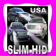 SLIM H7 Xenon HID Headlight Kit For Low Beam 4300K 6000K 8000K 10000K @