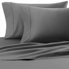 ELEPHANT GREY 1000 THREAD COUNT 100%EGYPTIAN COTTON ALL BEDDING ITEMS ALL SIZE