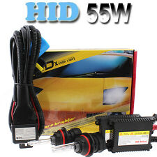 55W HID Xenon Headlight Conversion Kit 9005/9006/9007/880/H1/H3/H4 H7/H11/H13