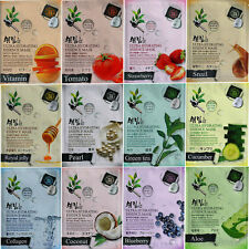 12 Types Ultra Hydrating Essence Mask Sheet Pack Korea Cosmetic Skin Care