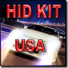 9006 Xenon HID Headlight Conversion Kit For Low Beam 4300K 6000K 8000K 10000K @