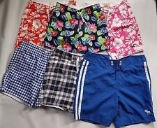 Abercrombie & Fitch Hollister Mens Swim Shorts Trunks Board Shorts XS S L XL