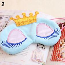 Soft Cotton Travel Sleeping Eye Mask Blindfold Eyeshade Sleep Spa Shading Cover