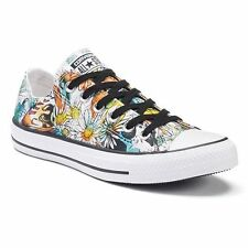 CONVERSE CHUCK TAYLOR ALL STAR OX DAISY PRINT SHOE SHOES ORIGINAL 551547C