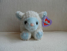 ~Puffkins ~BLUEBELLE the LAMB plush toy #6683 by Swibco Easter cute LE