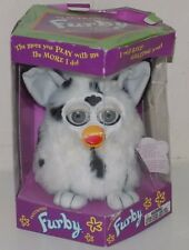 Electronic Furby Dalmation 70-800 White Black Spots New In Box