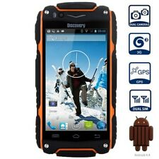 """4.0"""" Discovery V8 Android  3G Smartphone WiFi GPS Waterproof Shockproof 512M+4G"""