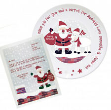 Personalised Christmas Plates (6 Design )