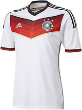 ADIDAS GERMANY HOME JERSEY FIFA WORLD CUP BRAZIL 2014