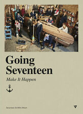 SEVENTEEN - Going Seventeen (Make It Happen Ver) [CD+Photobook+Photocard...]