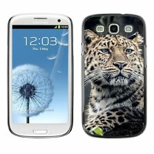 Hard Phone Case Cover Skin For Samsung Lonely spotted leopard