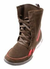 Reebok EasyTone Passion Womens Medium Grey/Rose Red/White Mid Calf Boots