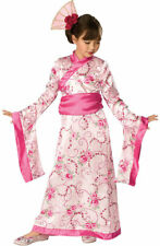 Brand New Classic Asian Princess Toddler/Child Halloween Costume