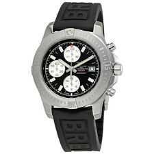 Breitling Colt Chronograph Automatic Black Rubber Mens Watch A1338811/BD83BKPD3